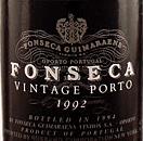 Fonseca Porto Vintage Port 1992 375 mL Portuguese dessert wine