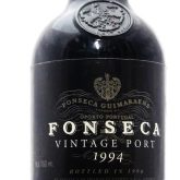 Fonseca Vintage Port 1994 Portugese Dessert Red Wine 750mL