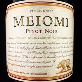 Meiomi Pinot Noir 2015 California Red Wine 750 mL