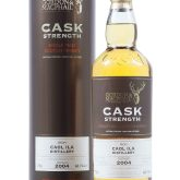 Gordon & MacPhail Caol Ila 2004 Old Cask Strength Single Malt Scotch Whisky 750 mL