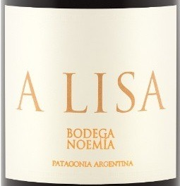 Bodega Noemia de Patagonia A Lisa Rio Negro 2015 Argentina Red Wine 750 mL