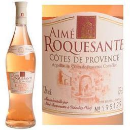 Aime Roquesante Cotes de Provence Rose 2016 French Rose Wine