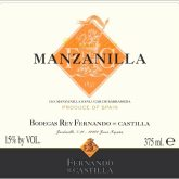 Fernando de Castilla Manzanilla Classic 375mL