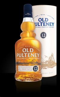 Old Pulteney 12 Year Old Single Malt Scotch