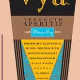 Quady Vya Whisper Dry Vermouth 375mL