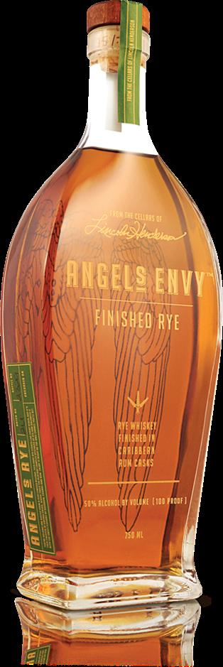 Angel's Envy Rye Whiskey Caribbean Rum Cask Finish