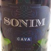 Sonim Brut Reserva NV Spanish Sparkling Wine