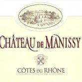 Chateau de Manissy Cotes du Rhone 2014 Red Rhone Wine