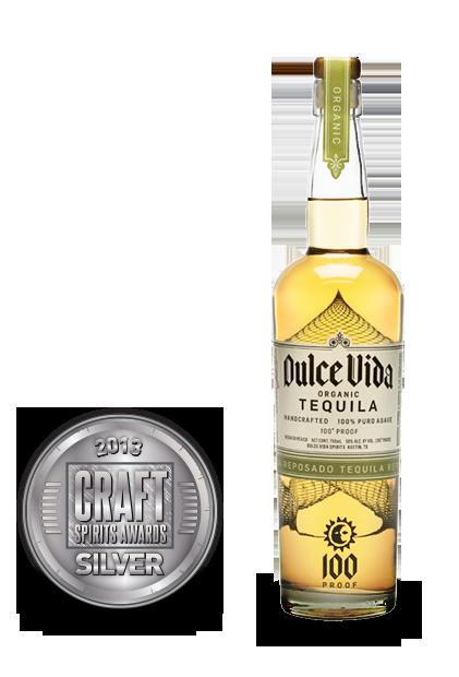 Dulce Vida Tequila Reposado 100 Proof
