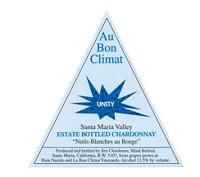 Au Bon Climat Chardonnay Nuits Blanches Au Bouge Santa Maria Valley 2013 White California Wine