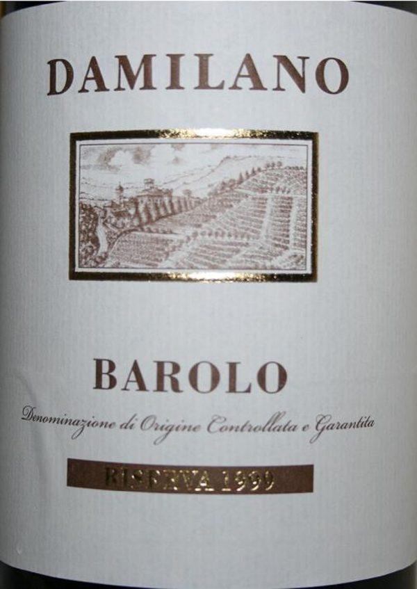 Damilano Barolo Riserva 2000 Italian Red Wine
