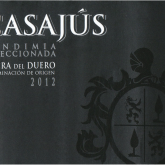 Bodegas J.A. Calvo Casajus Vendimia Seleccionada 2012 Red Spanish Wine 750 mL