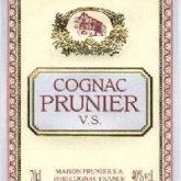 Prunier VS Cognac