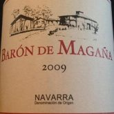 Bodegas Magana Baron de Magana 2009 Red Spanish Wine