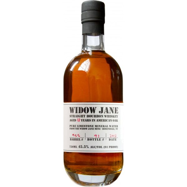 Cacao Prieto Widow Jane 10 Year Old Kentucky Bourbon Whiskey 750 mL