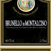 La Collina dei Lecci Brunello di Montalcino 2008 Italian Red Wine