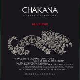 Chakana Estate Red 2014 Argentina Red Wine 750 mL