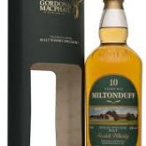 Gordon & MacPhail Miltonduff 10 Year Old Single Malt Scotch