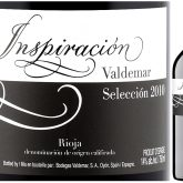 Bodegas Valdemar Rioja Inspiracion Seleccion 2010 Red Spanish Wine