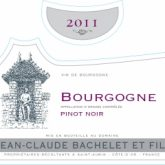 Jean-Claude Bachelet Bourgogne Rouge 2014 Red French Wine 750 mL