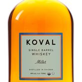 Koval Single Barrel Millet Whiskey Chicago