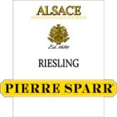 Pierre Sparr Riesling French White Wine 750 mL