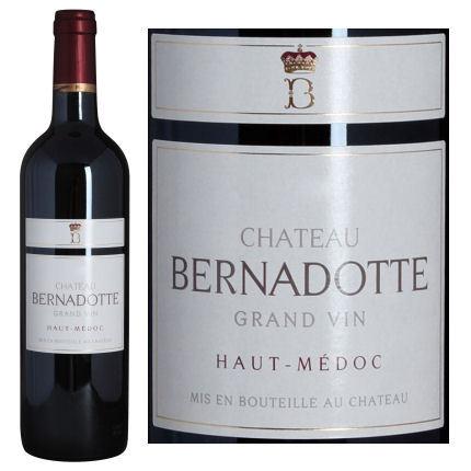 Chateau Bernadotte Haut Medoc 2009 Red Bordeaux Wine