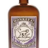 Monkey 47 Schwarzwald Gin Germany 375mL