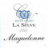 Chateau de la Selve Rose Maguelonne Ardeche 2014 French Rose Wine