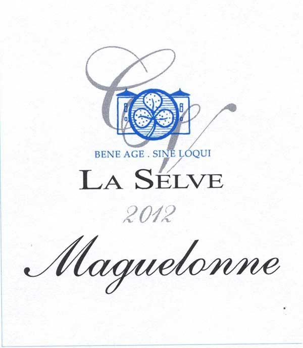 Chateau de la Selve Rose Maguelonne Ardeche 2014 French Rose Wine