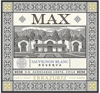 Errazuriz Max Reserva Sauvignon Blanc White Chilean Wine