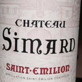 Chateau Simard St. Emilion 2006 Red French Bordeaux Wine 750 mL