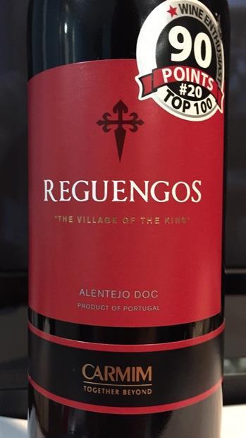 Reguengos Tinto Cooperativa Agricola de Reguengos Monsarz Red Portuguese Wine