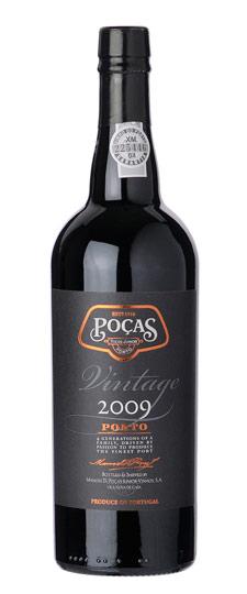Pocas Junior Vintage Port 2011 Portuguese Dessert Wine