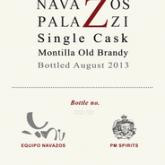 Navazos-Palazzi Montilla Brandy Old Oloroso  Cask 375 mL