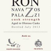 Navazos-Palazzi Single Oloroso Cask Rum