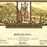 Joh Jos Christoffel Estate Riesling 2012 White Wine 750 mL