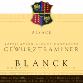 Paul Blanck Gewurztraminer Classique 2013 French White Wine