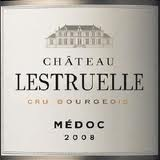 Chateau Lestruelle Cru Bourgeois Medoc 2009 Red Bordeaux Wine