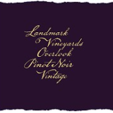 Landmark Pinot Noir Overlook 2014 California Red Wine 750mL