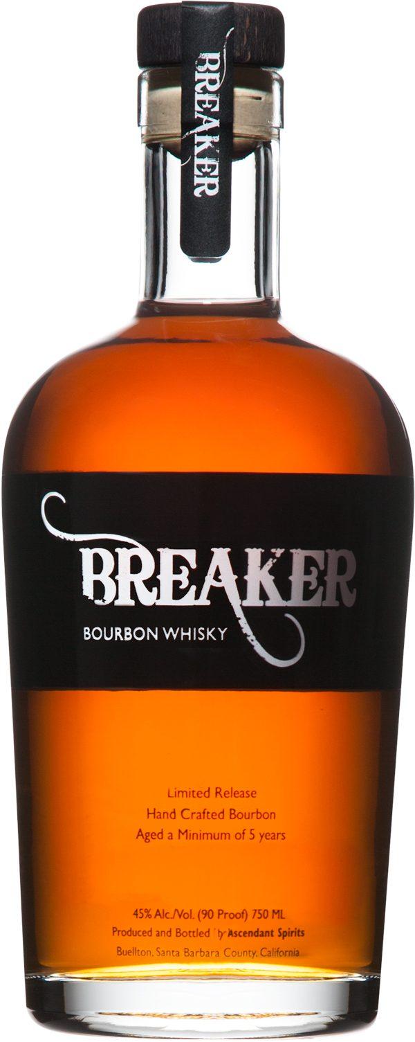 Ascendant Spirits Breaker Bourbon Whisky
