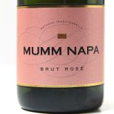 Mumm Brut Rose NV French Sparkling Wine