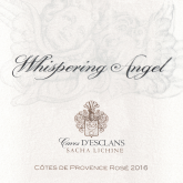 Chateau d Esclans Whispering Angel Rose 2016 French Provence Rose Wine 750 mL