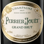 Perrier Jouet Brut Champagne Grand Brut NV French Sparkling Wine