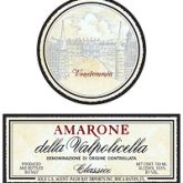 Bertani Amarone della Valpolicella 2007 Red Italian Veneto Wine 750 mL