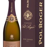 Pol Roger Brut Rose Champagne 2006 French Sparkling Wine