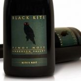 Black Kite Anderson Valley Kite's Rest Pinot Noir 2014 California Red Wine 750 mL