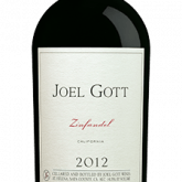 Joel Gott Zinfandel California Red Wine 750 mL