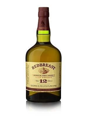 Redbreast 12 Year Old Single Malt Irish Whiskey
