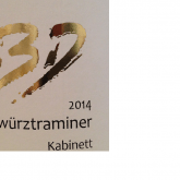 Borell Diehl Kabinett Gewurztraminer Kabinett 2014 German White Wine 750 mL
